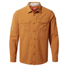 Craghoppers NosiLife Adventure II Longsleeved Shirt Men cumin